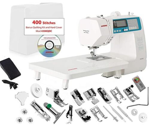 best long arm sewing and quilting machine combo