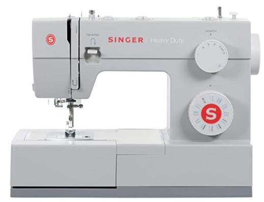 home use sewing machine with extension table