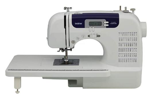 sewing and quilting machine combo