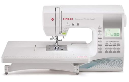 electronic sewing machine for customizing projects