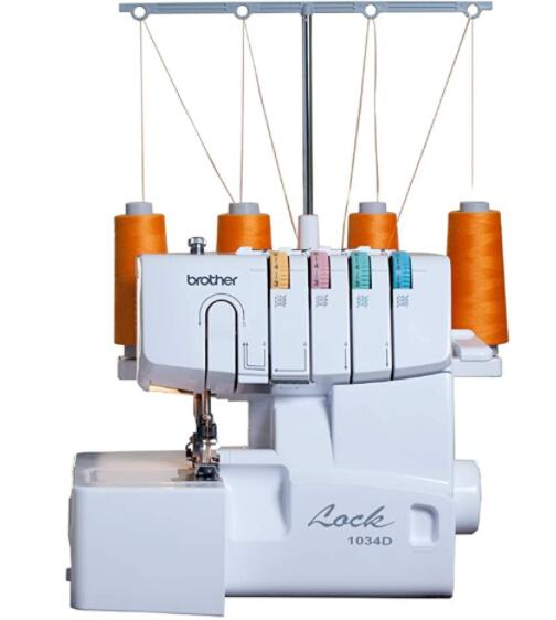 commercial use serger sewing machine