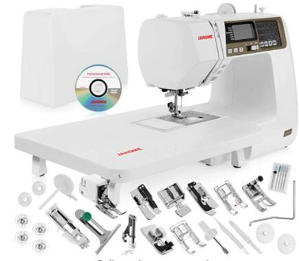 all around sewing machine for monogramming