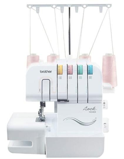 best serger sewing machine for large fabrics