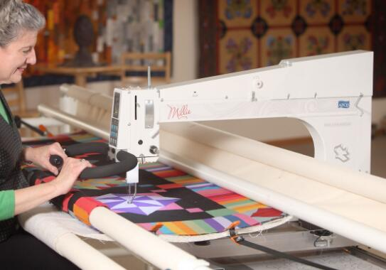 best rated long arm quilting machines