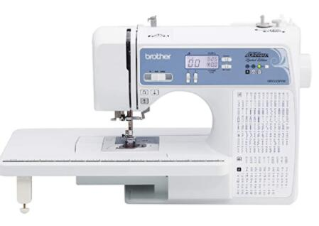 electric sewing machine for monogramming