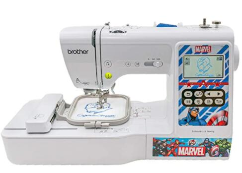 best sewing quilting machine for monogramming