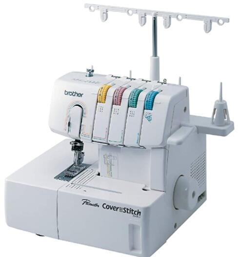 functional serger sewing machine for professionals