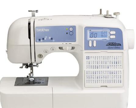 beginners sewing machine for monogramming