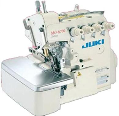 overlock sewing machine system