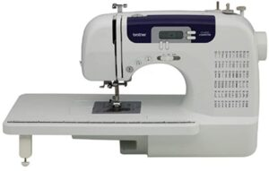 best portable computerized sewing machine