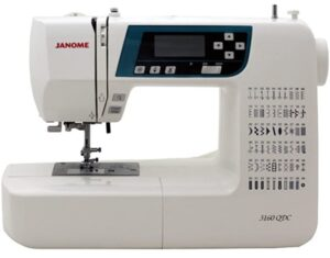 Janome computerized sewing and quilting machine