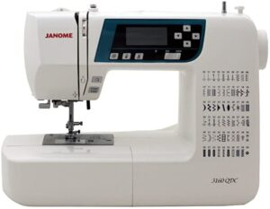 Janome lightweight sewing machine for quilting