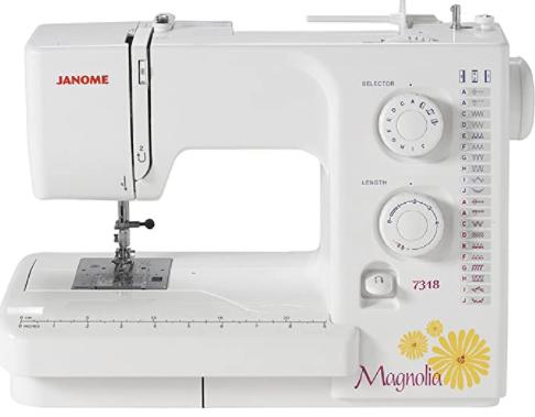 best janome beginner sewing machine